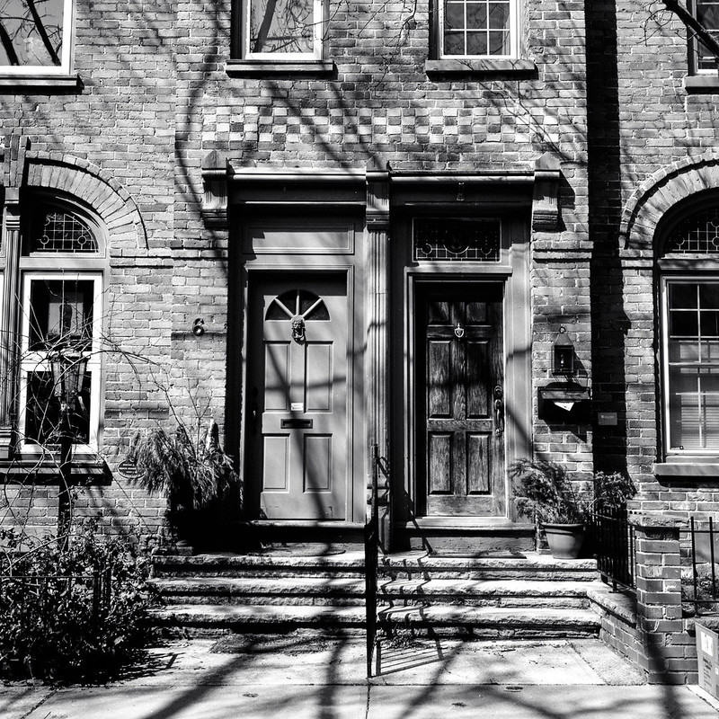 Cabbagetown Doorways