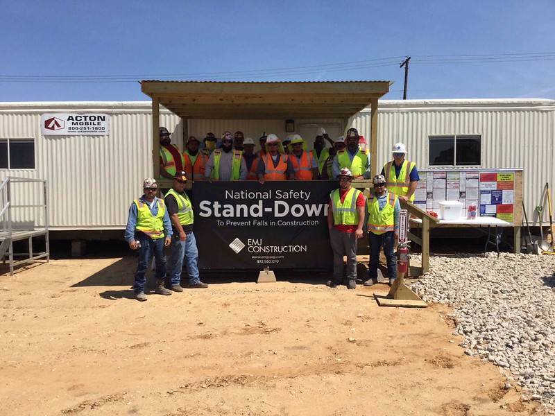 National Safety Stand-Down Week