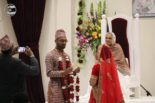 A view of Nirankari Wedding function