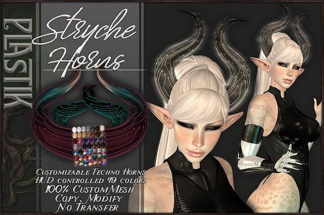 Stryche Horns TFC