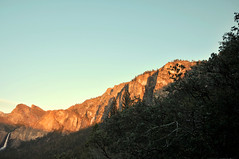 Sunset Light | Yosemite National Park, California