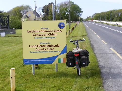 Loop Head Cycleway, Co. Clare