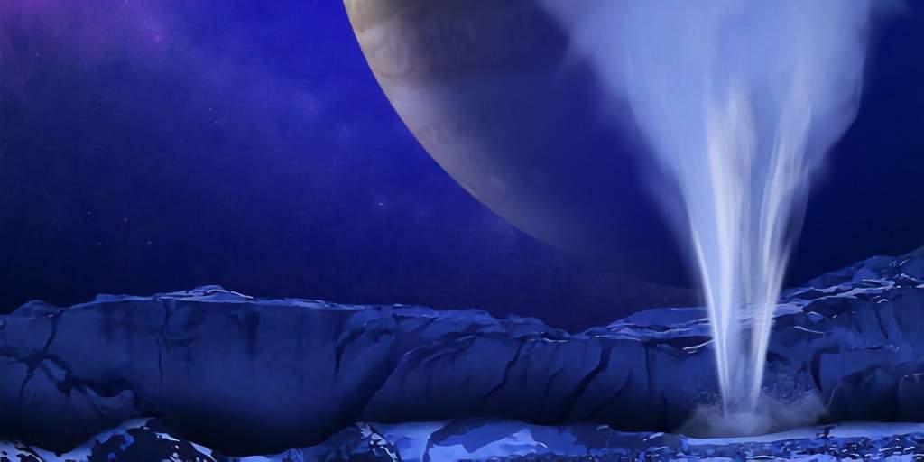 Europe évacue son eau dans l'espace selon Galileo