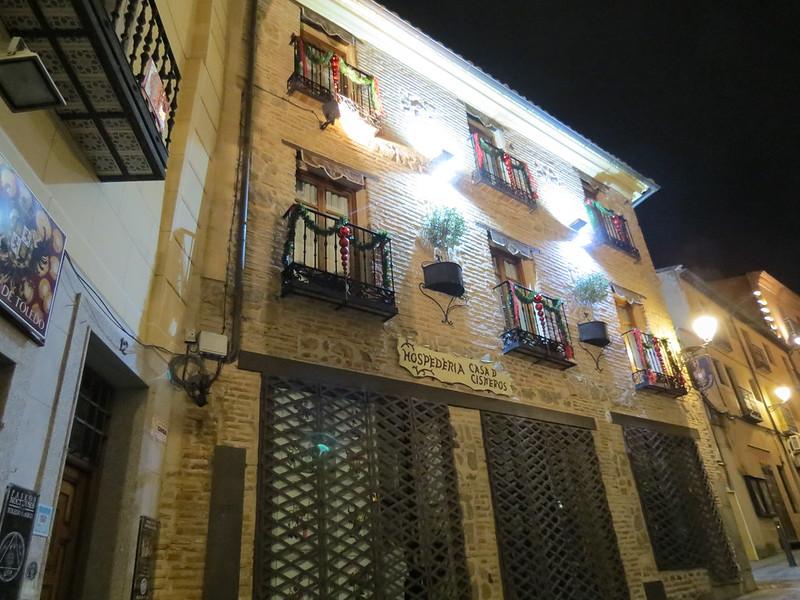 Hospedería Casa de CisnerosIMG_3193