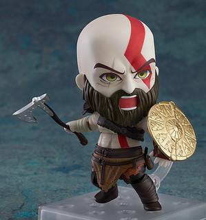 暴力不能解決問題,但能解決你!黏土人《戰神 God of War》克雷多斯(Kratos;クレイトス)