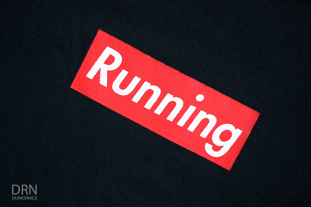 Running Chip Supreme Inspired.