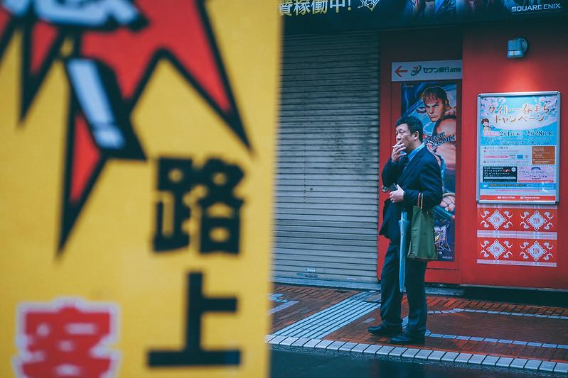 Shinjuku 新宿 Olympus E-PL9