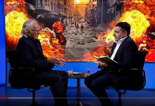 John Pilger: We're Seeing the Most Intense Campaign of Propaganda Since the Build Up to the Iraq War