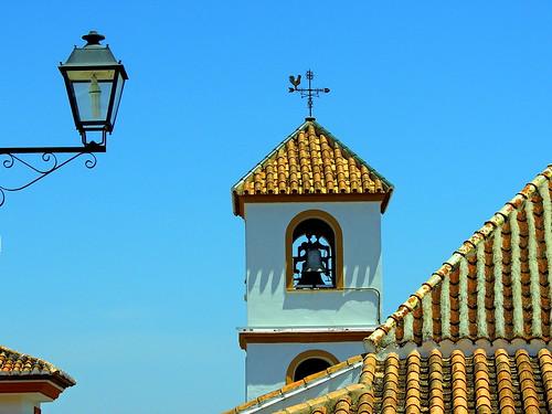 <El Campanario> Guaro (Málaga)