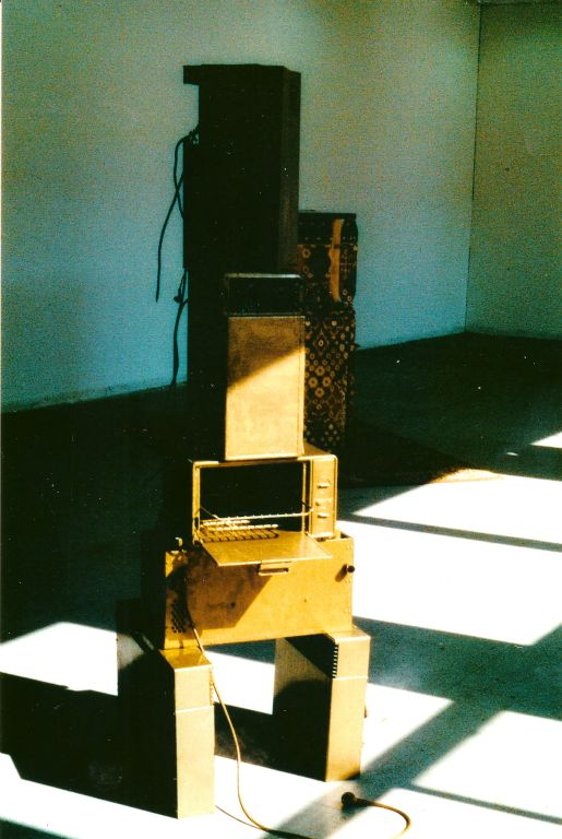 Contaminazione 2 DNSEP 2003