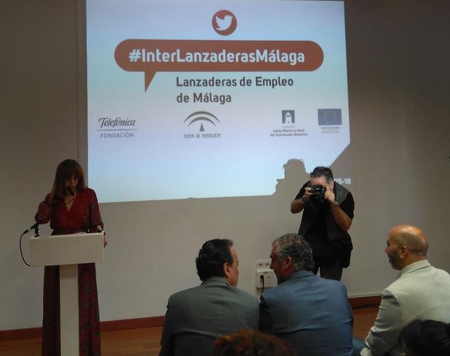 Encuentro Lanzaderas Provincia Málaga 2018