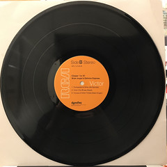 BRIAN AUGER'S OBLIVION EXPRESS:CLOSER TO IT!(RECORD SIDE-B)