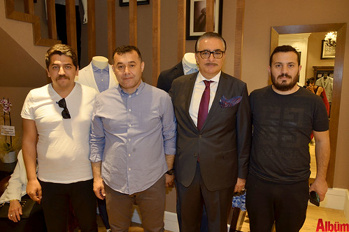 Emre Öğütçüoğlu, Adem Murat Yücel, Serbülent Sürmeli, Ferhat Tüğsüz.