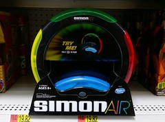 Classic games updated - Simon Air
