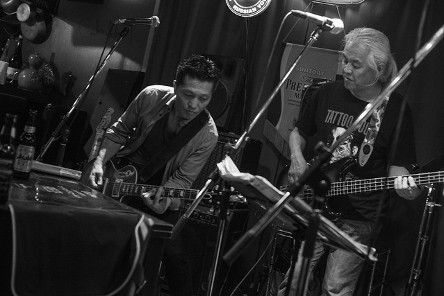 T.G.I.F. blues session at Terraplane, Tokyo, 11 May 2018 -00043