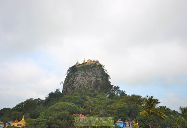 myanmar itinerary mount popa
