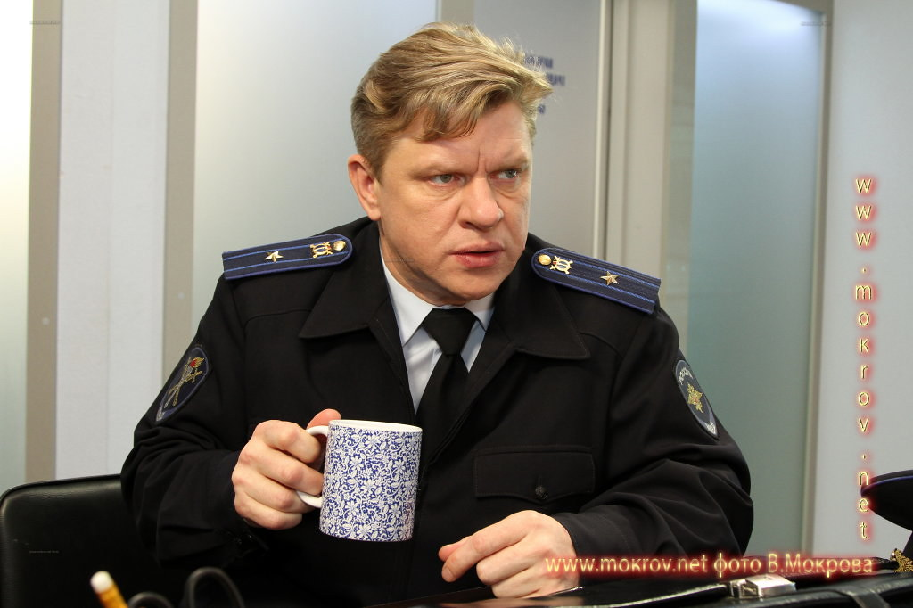 Актер - Блохин Дмитрий На съемках Телесериала «Морозова сезон первый»
