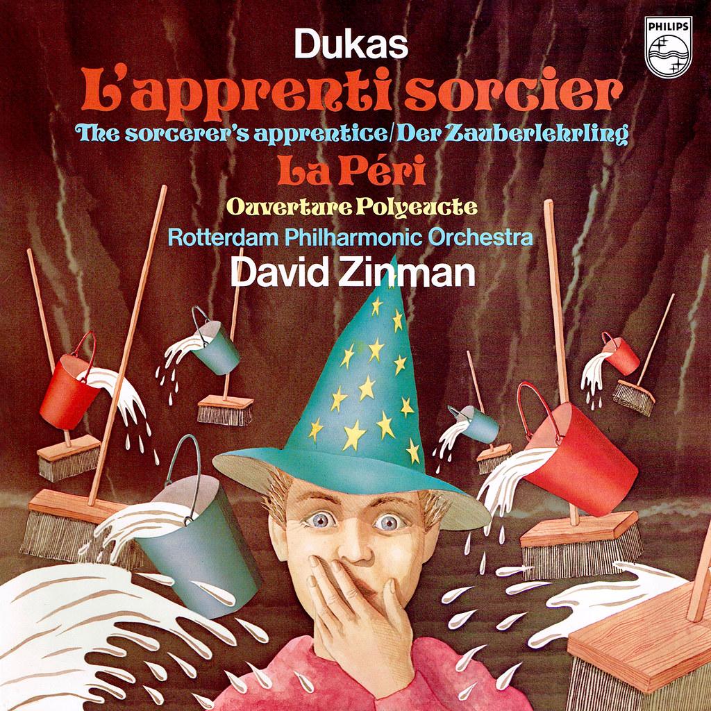 Paul Dukas - L'apprenti sorcier