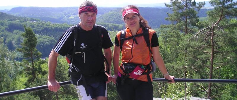 Kubrovi: Nezávodíme, děláme turistiku