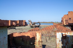 Fleetwood Shipwrecks