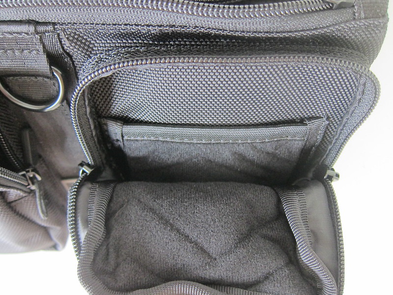 Chrome MXD Notch All Black - Right Pocket