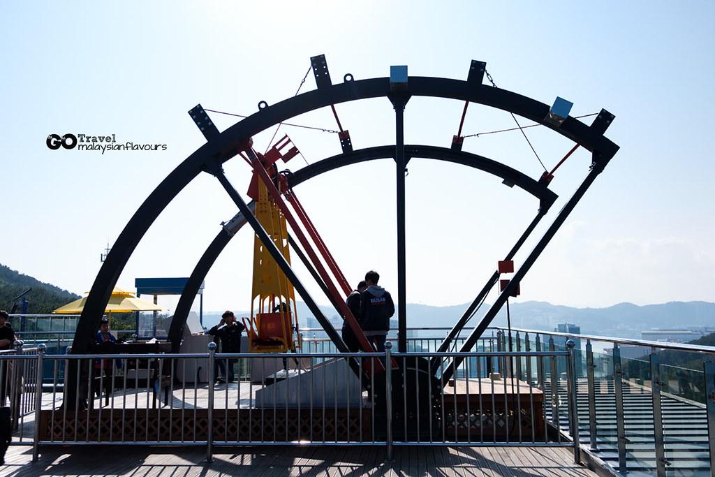 Busan Itinerary songdo sky park