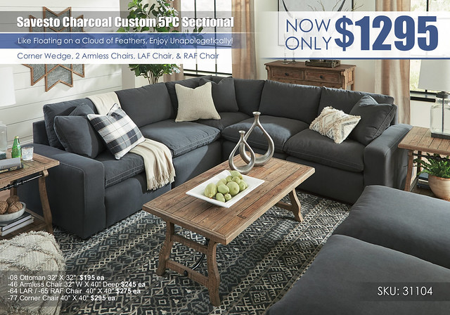 Savesto Charcoal Custom Sectional_31104-08(2)-MOOD-B