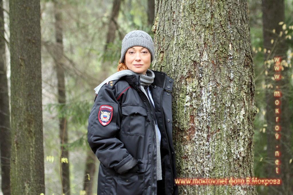 Актриса - Тарасова Виктория - роль Ирины Зиминой