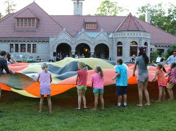 potluck_and_campout_pequot_library