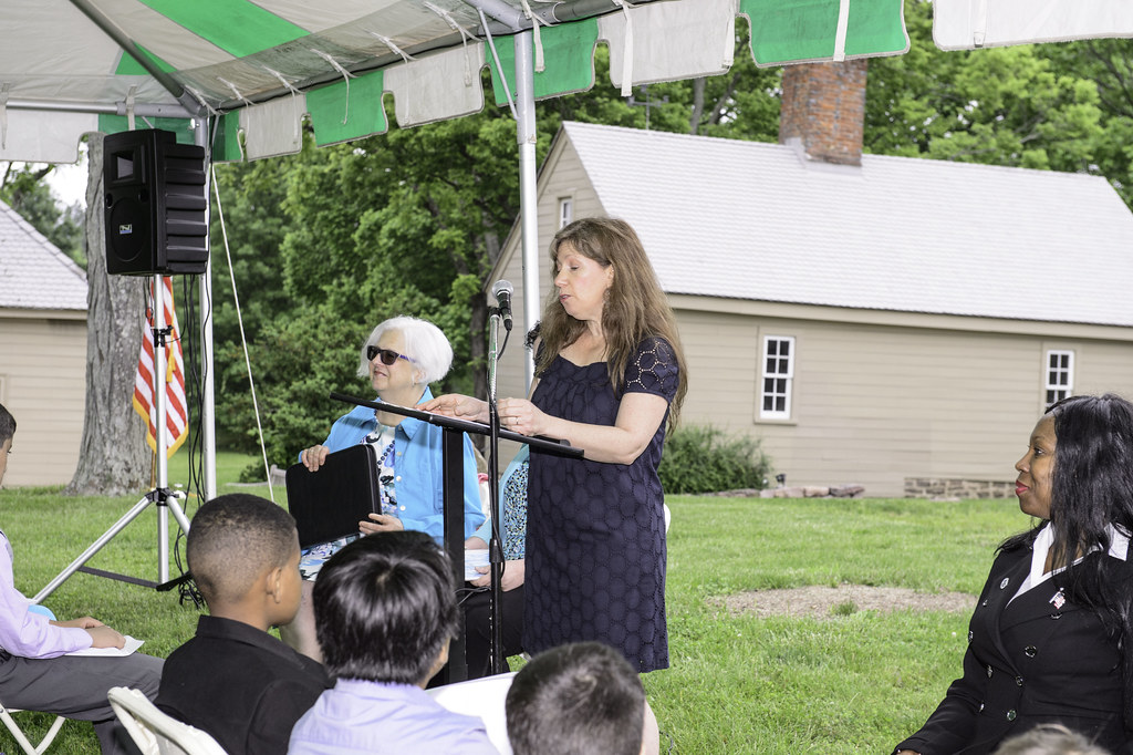 Children's Naturalization Ceremony at Sully Historic Site