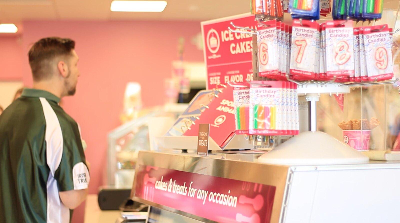 Baskin Robbins Returns to Lansing Area