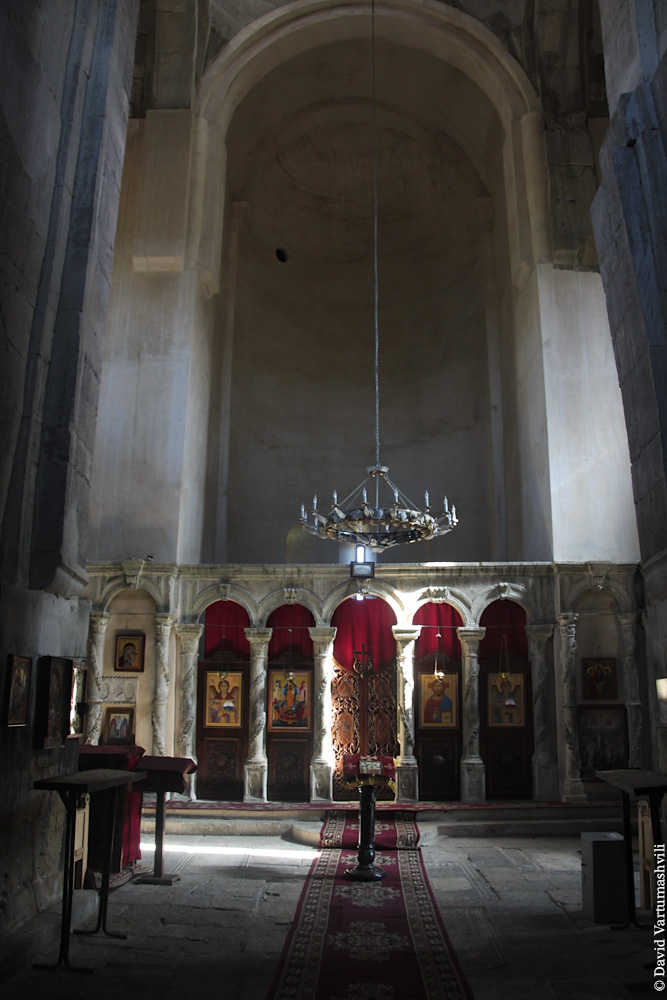 Georgia, Kaspi, Metekhi church