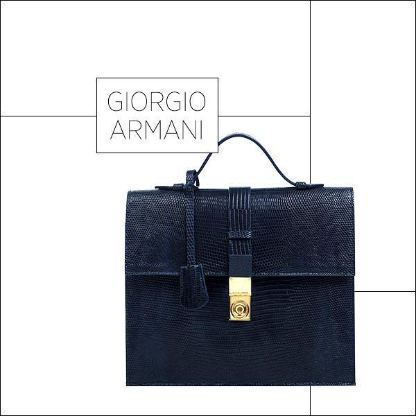 Best Handbags and Purses : 50 Showstopping Fall 2013 Bags: Giorgio Armani bag, $2,395, 212-988-9191.
