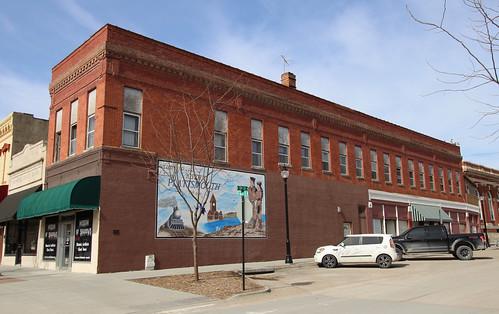 Sherwood Block - Plattsmouth, NE