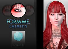 FORMME. Lashes 2