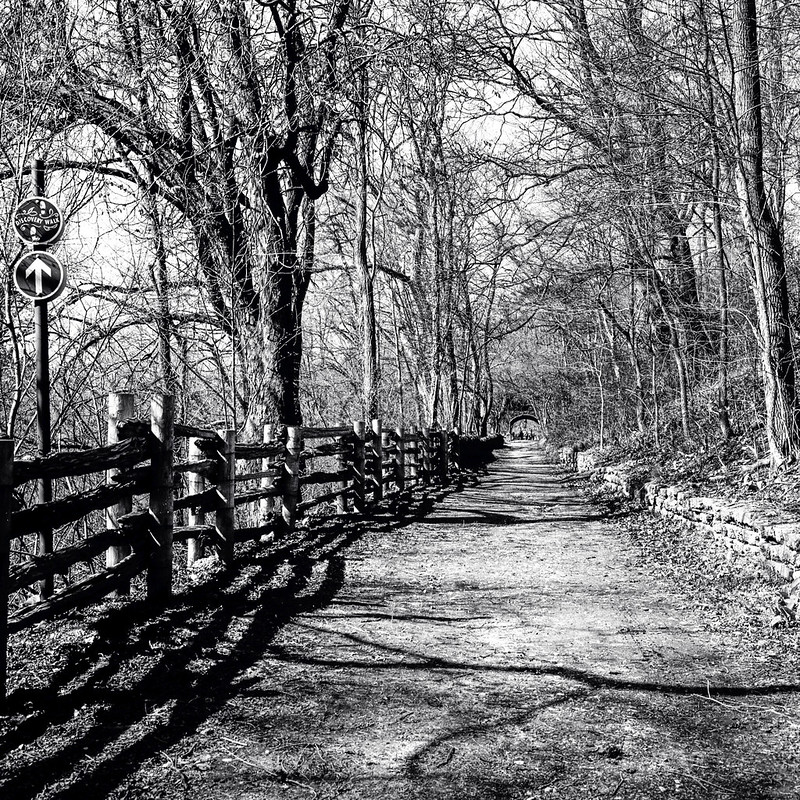 Path to Riverdale Farm