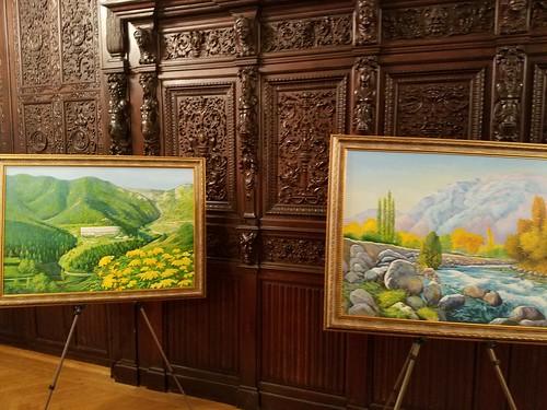 Uzbek Paintings
