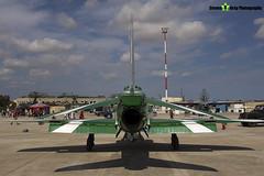 8811 - 6Y014 - Saudi Hawks - Royal Saudi Air Force - British Aerospace Hawk 65A - Luqa Malta 2017 - 170923 - Steven Gray - IMG_0055