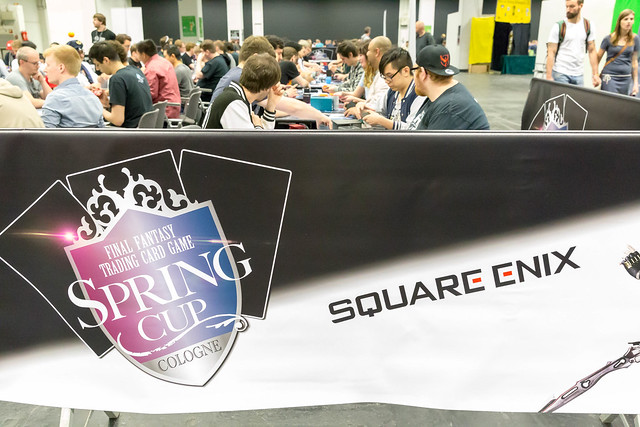 Final Fantasy Trading Card Game Spring Cup