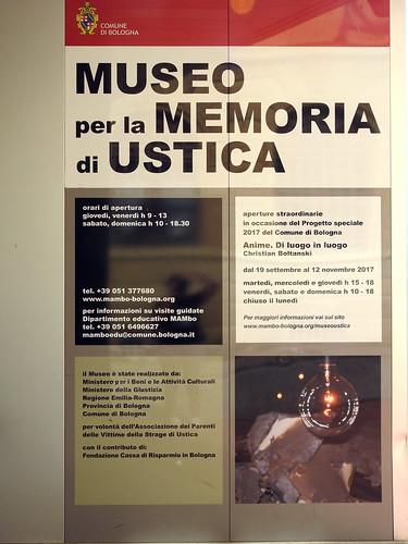 Bologna - Museo per la memoria di Ustica