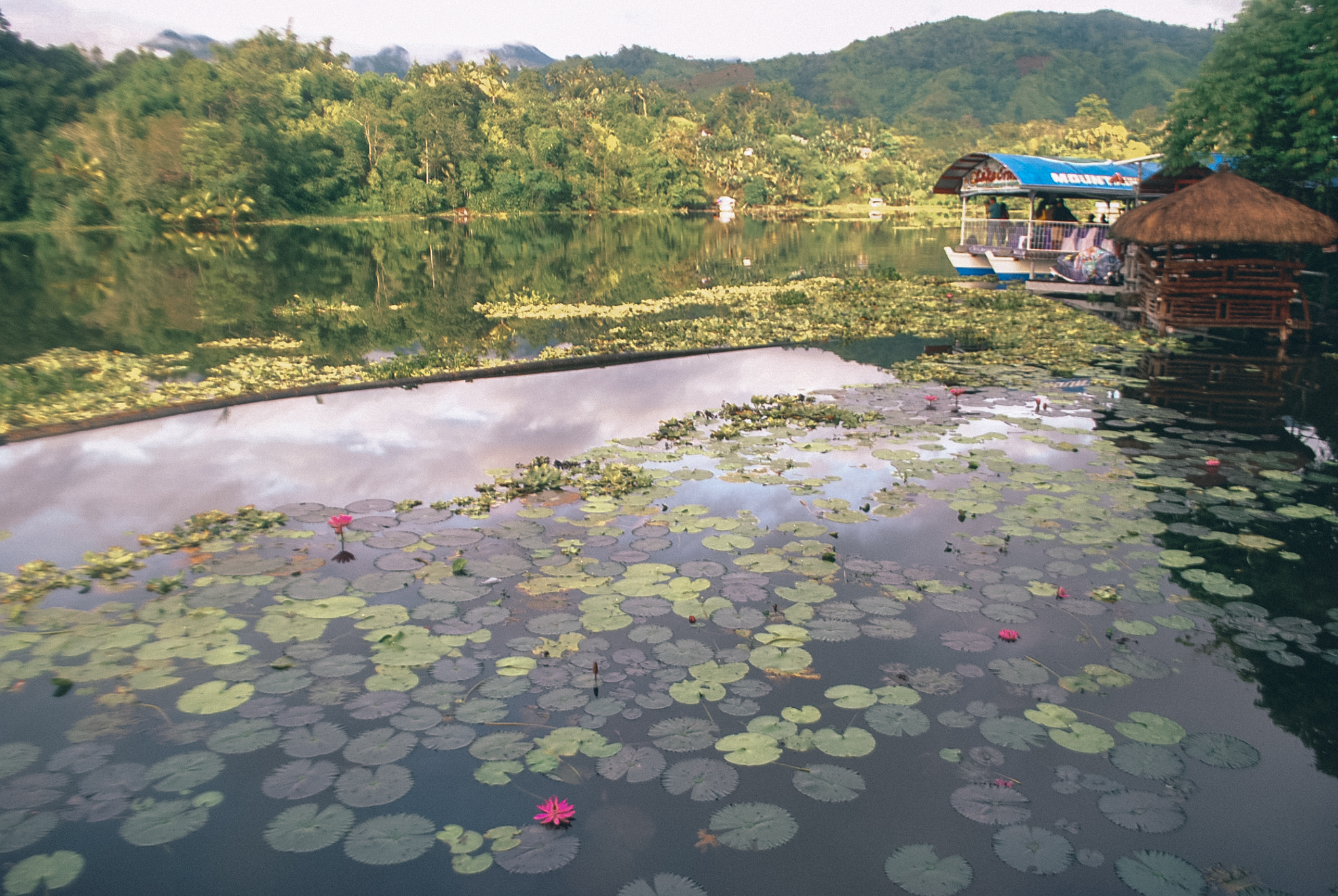lake sebu itinerary
