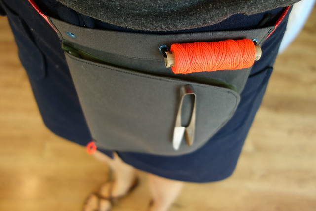 ALWAYS ON: unzip tool apron