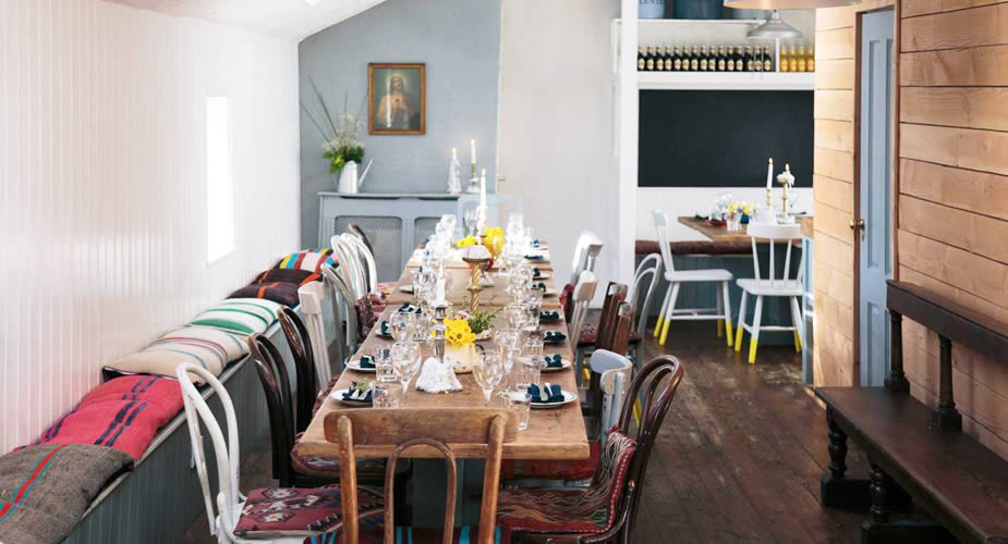 Uit eten in Galway, restaurants in Galway (foto met dank aan Ard Bia at Nimmos) | Mooistestedentrips.nl