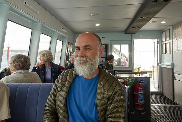 Ferry to Stewart Island