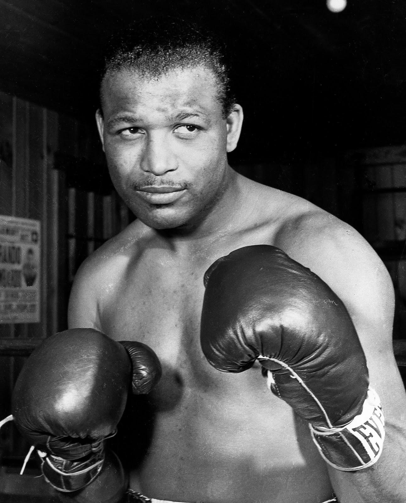 Sugar Ray Robinson, 1921-1989