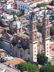 Templo de Santa Prisca (Taxco - Mexico)