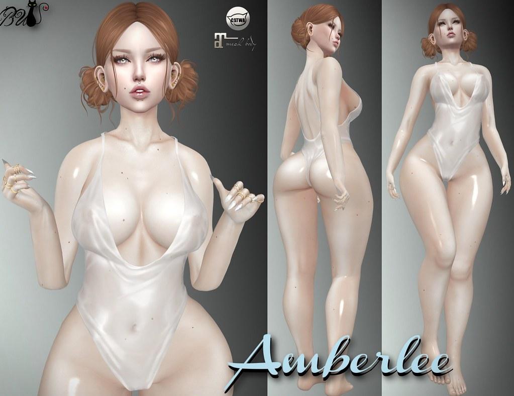 Amberlee Bento Shape ❤️ - TeleportHub.com Live!