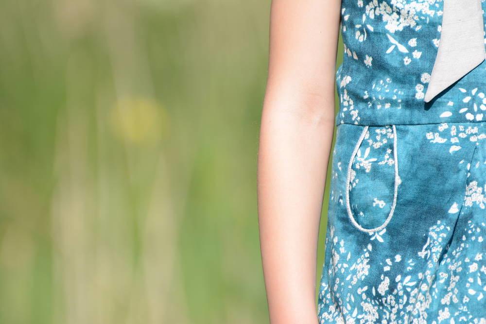 563-08 Antoinette jurk Khadetjes