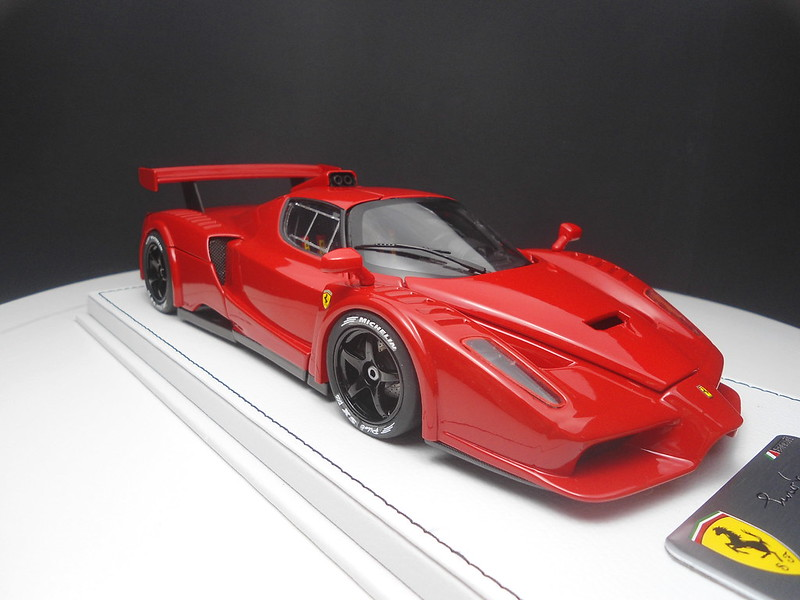 Ferrari Enzo Gtc 2005 Finished Model Robsmcs Portfolio