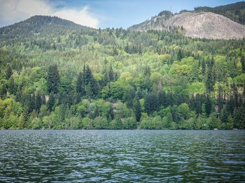 Lake Samish Paddling-90